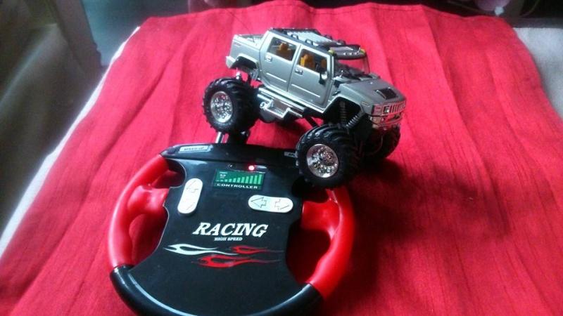 Présentation de mon nouveau Hummer H2 ! 100 % écologique car électrique 12341610