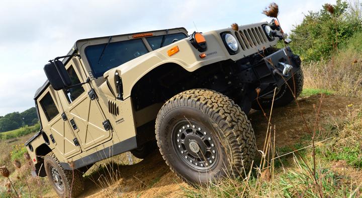 Humvee : La grosse brute est de retour ! 14484610