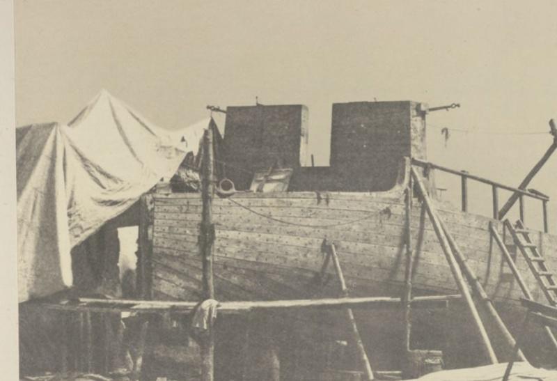 Chaloupe canonnière 1858 - 1:75 Export10