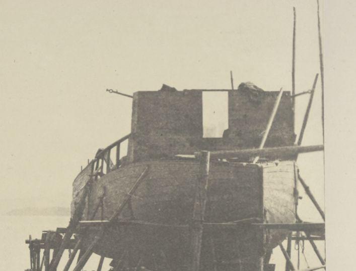 Chaloupe canonnière 1858 - 1:75 Export11