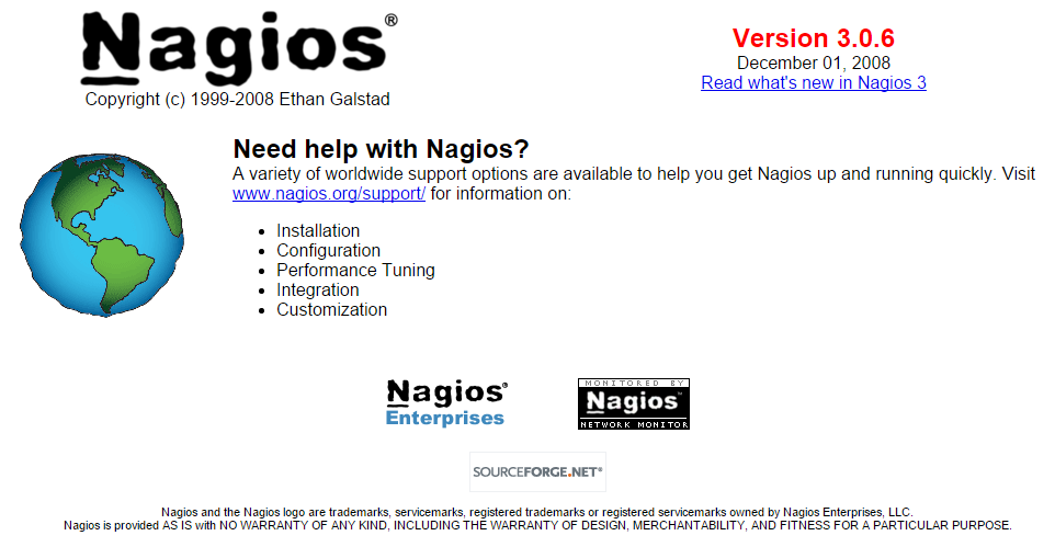 IPFire - firewall miễn phí cho máy chủ Linux Nagios10