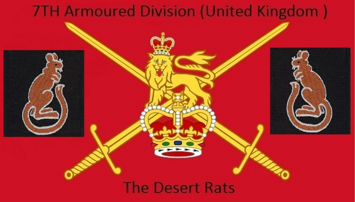 7TH Armoured Division ( United Kingdom )