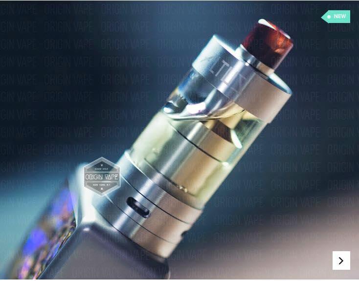 Altus coiless atomizer tank by GUO  1_210