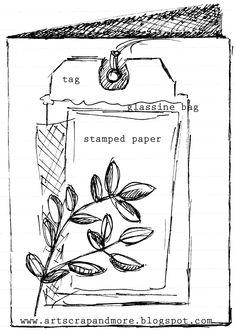 Chaîne de janvier.  Sketch11