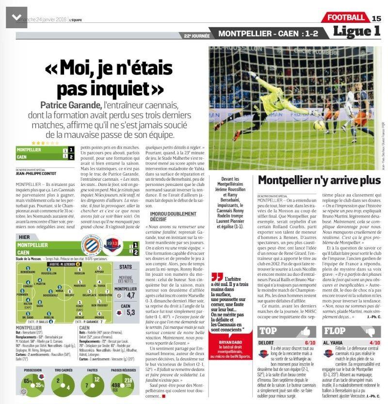 [22e journée de L1] Montpellier HSC 1-2 SM Caen  - Page 2 38455810
