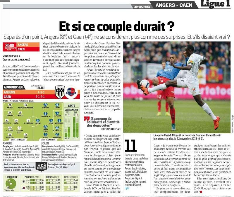 [20e journée de L1] Angers SCO 2-0 SM Caen  L_yyqu10