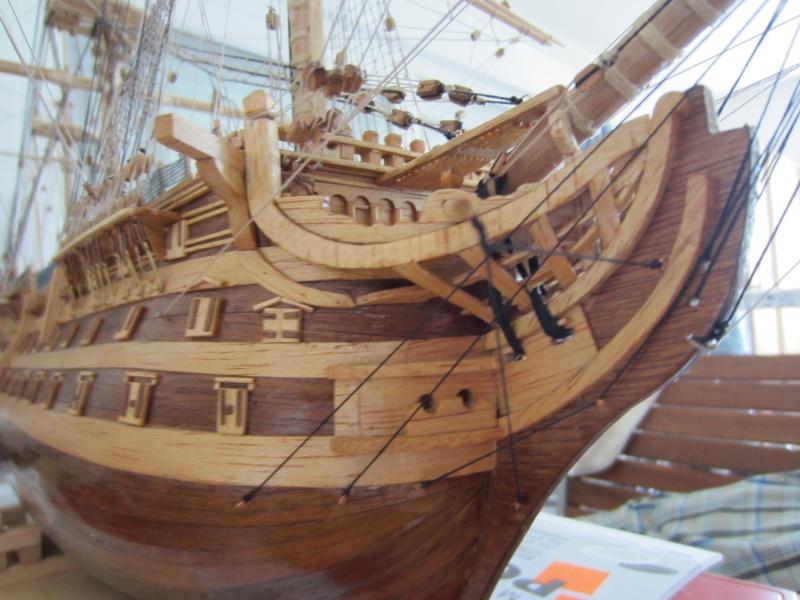 HMS Victory de Mantua au 1/98° - Page 7 Bateau10