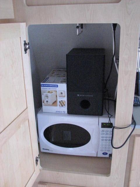 Le four à micro-ondes Img_5910
