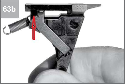Dysfonctionnement sûreté détente Glock Dytail11