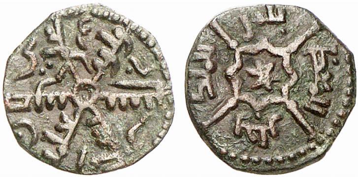 """Demi Follaro des """"Normands de Sicile"""" pour Roger II 45082811"""