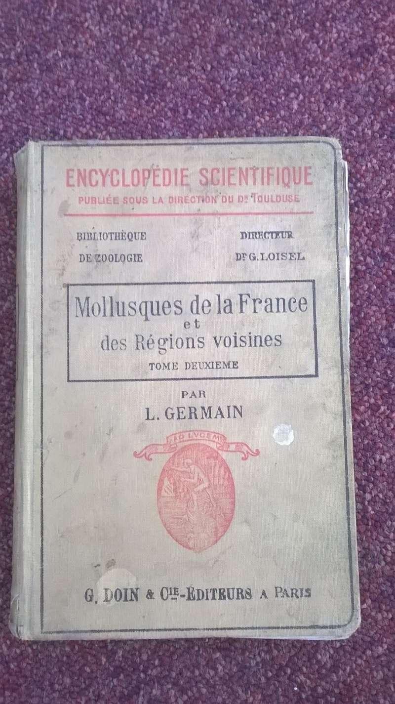 Mollusques de la France et des régions voisines - L. Germain Wp_20110