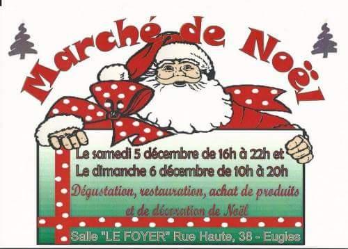 MARCHE DE NOEL D 'EUGIES LES 4 ET 5 DECEMBRE Marche10