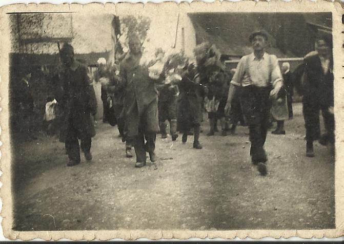 Libération des prisonniers Sénégalais le 05 septembre 1944  Collec10