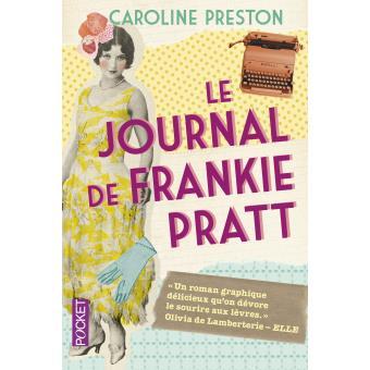 [Editions Pocket] Le journal de Frankie Pratt de Caroline Preston 1540-110