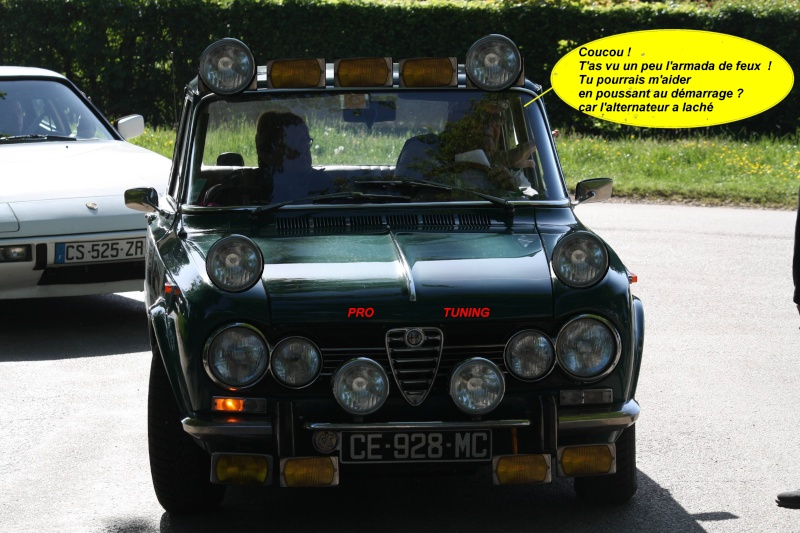 L'Alfa Giulia 1300 Ti de Don Giuliano Img_6410