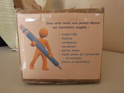 Sauvez des vies avec vos stylos usagés P1190212