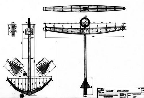 vasa - Lorenzo. Swedish Regal Ship VASA, scala 1:65 22410
