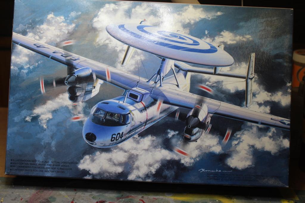 Grumman E-2C Hawkeye Mexican Navy (Fujimi 1/72) Img_2040