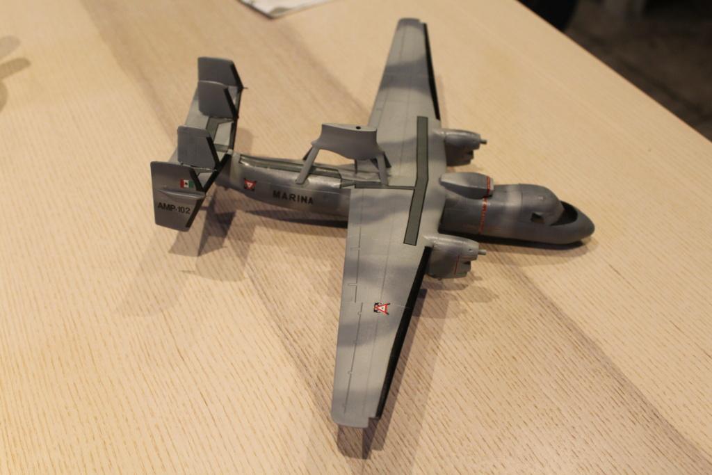 Grumman E-2C Hawkeye Mexican Navy (Fujimi 1/72) - Page 6 Img_2137