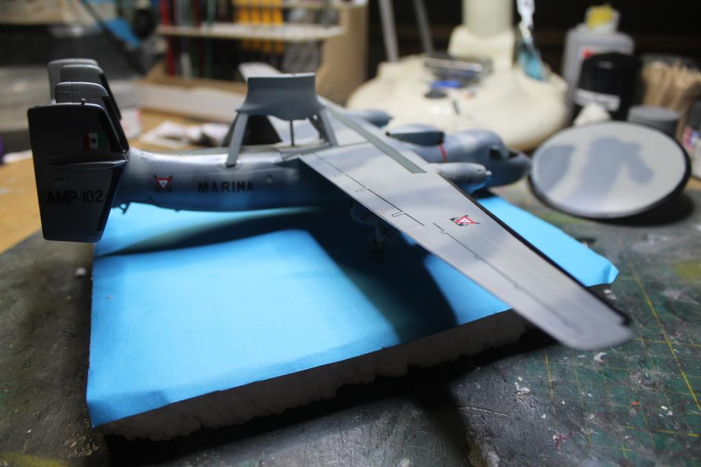 Grumman E-2C Hawkeye Mexican Navy (Fujimi 1/72) - Page 7 Img_2140