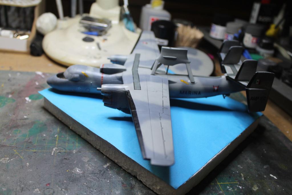 Grumman E-2C Hawkeye Mexican Navy (Fujimi 1/72) - Page 7 Img_2143