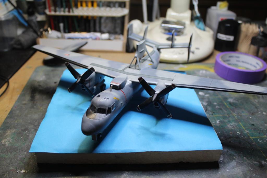 Grumman E-2C Hawkeye Mexican Navy (Fujimi 1/72) - Page 7 Img_2147