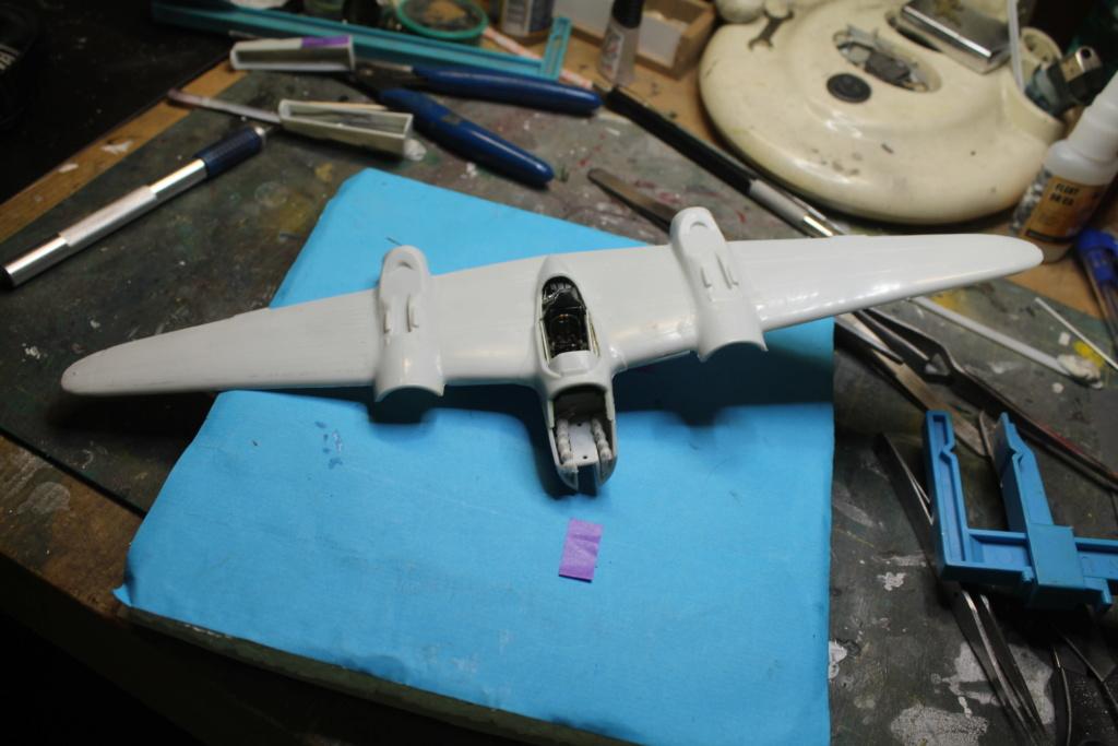 P-38 Arkansas express Minicraft 1/48e  - Page 5 Img_4239