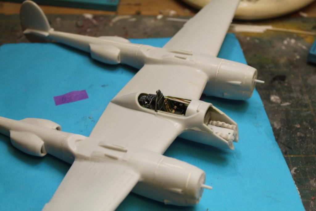 P-38 Little Buckaroo Minicraft 1/48e  - Page 6 Img_5210