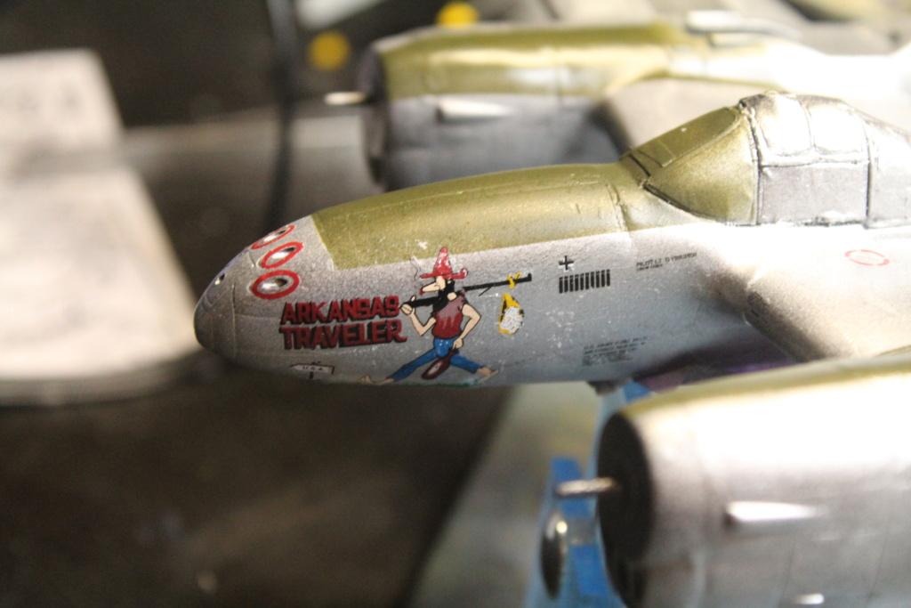 P-38 Arkansas express Minicraft 1/48e  - Page 12 Img_5912