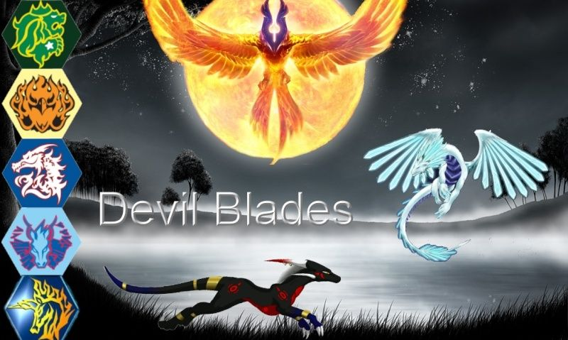 Devil Blades
