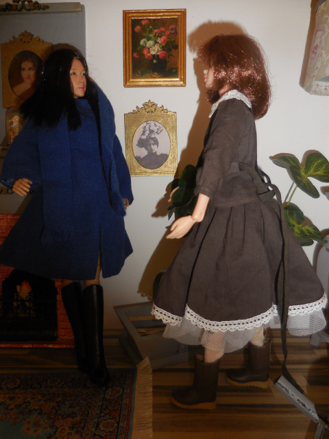 La dernière poupée de ma collection, l'étrange poupée Kumik.  Dscn0016