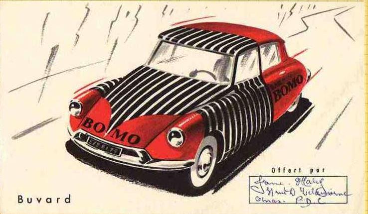 L'automobile et l'écolier Buvard10