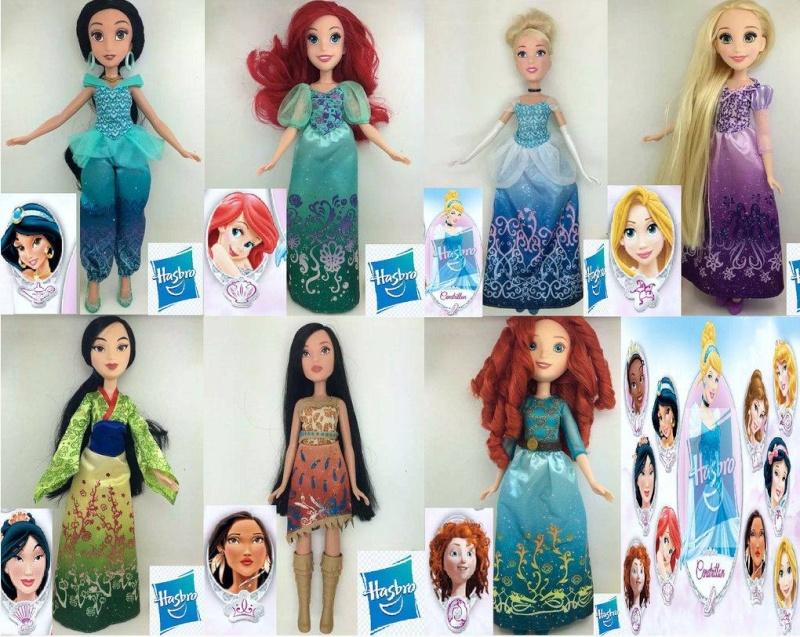 Disney dolls par Hasbro (2016) - Page 2 12185210