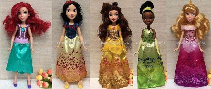 Disney dolls par Hasbro (2016) - Page 2 12185410