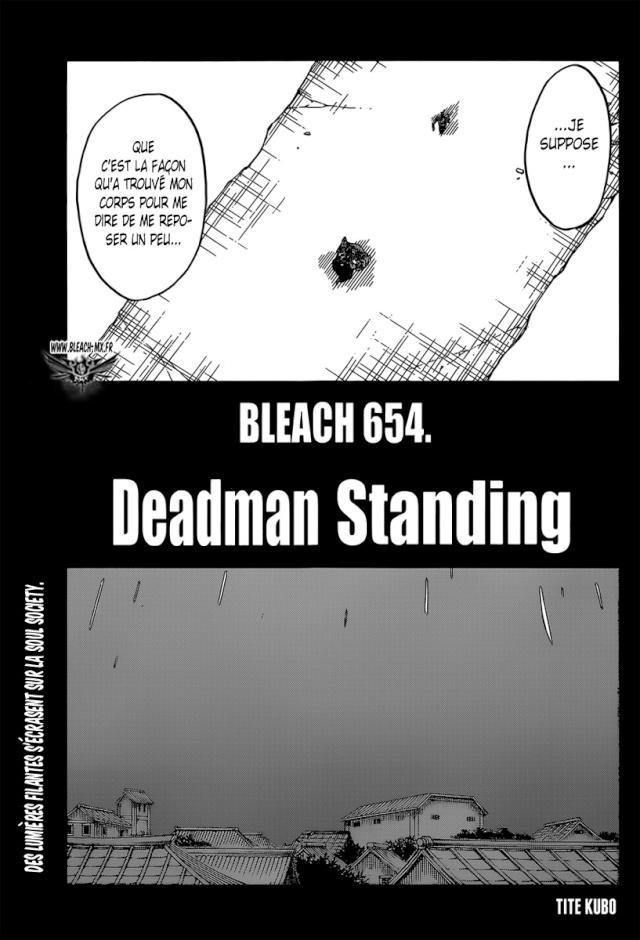 Bleach Chapitre n°654 Bleach12