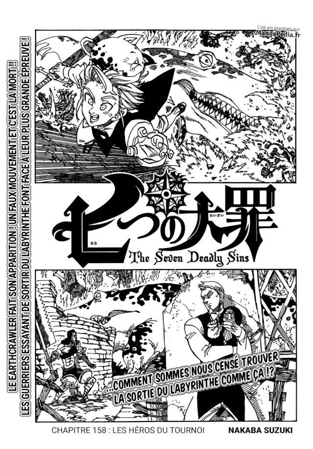 Nanatsu no Taizai Chapitre n°158 Nnt18