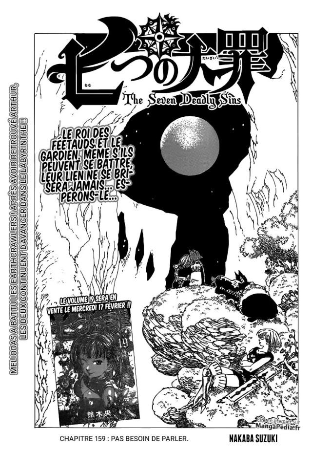 Nanatsu no Taizai Chapitre n°159 Nnt19
