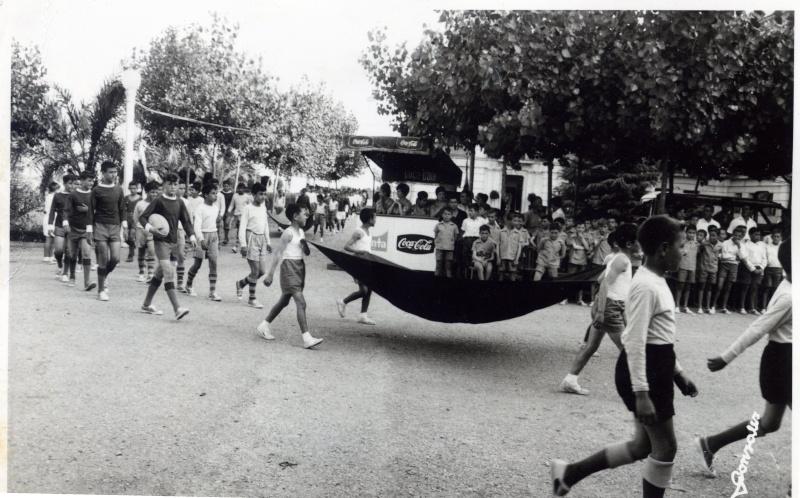 III Semana deportiva del 30 de Junio al 7 de Julio 1962 30_de_10