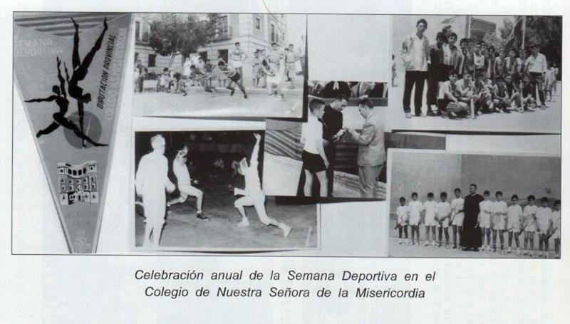 Recortes de Prensa de José Tébar de las semanas deportivas Celebr10