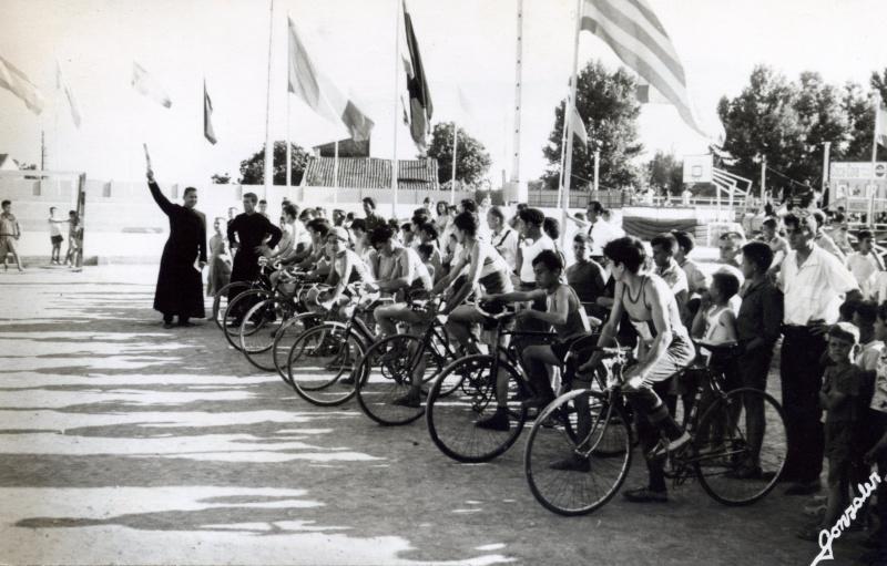 III Semana deportiva del 30 de Junio al 7 de Julio 1962 Ciclis10