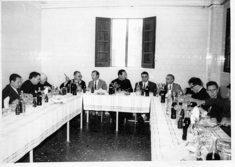 Comida con el Padre Fernando - 30 Mayo 1958 Comida10
