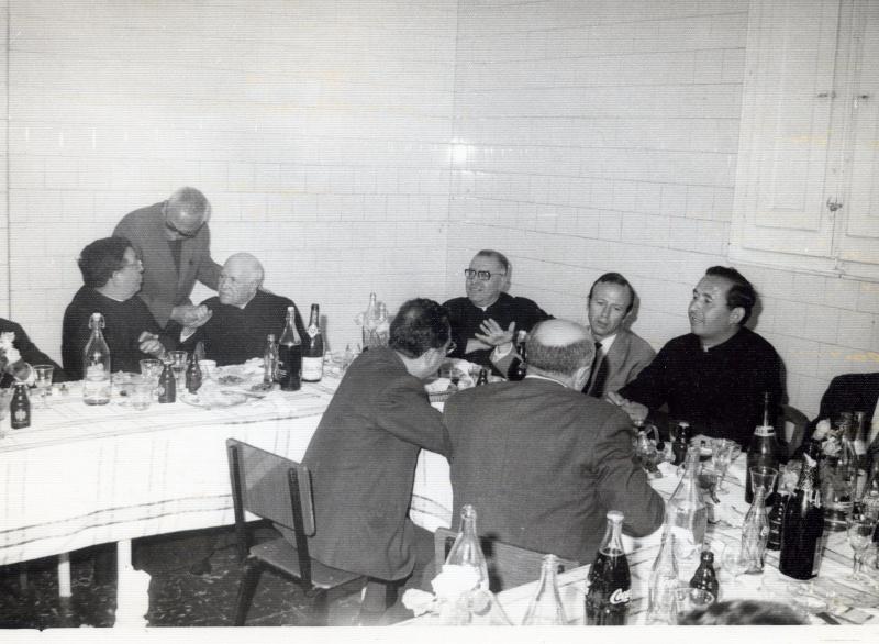 Comida con el Padre Fernando - 30 Mayo 1958 Comida11