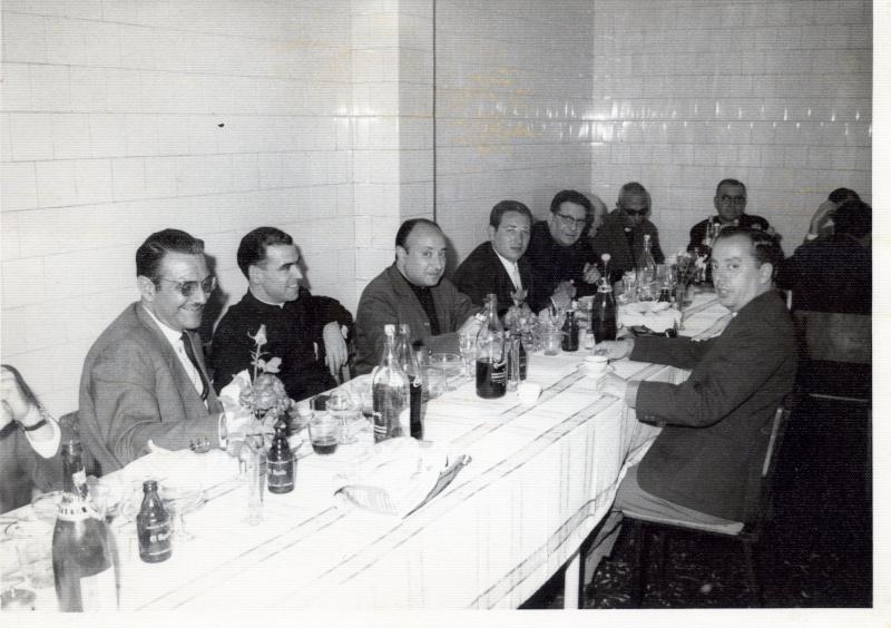 Comida con el Padre Fernando - 30 Mayo 1958 Comida12