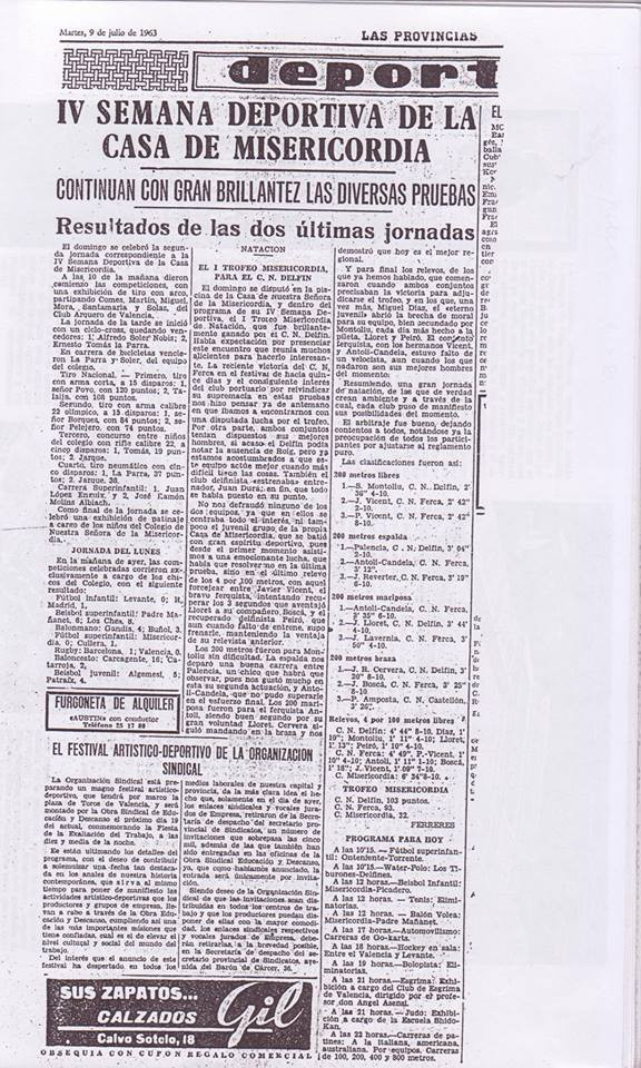 Recortes de Prensa de José Tébar de las semanas deportivas Las_pr11