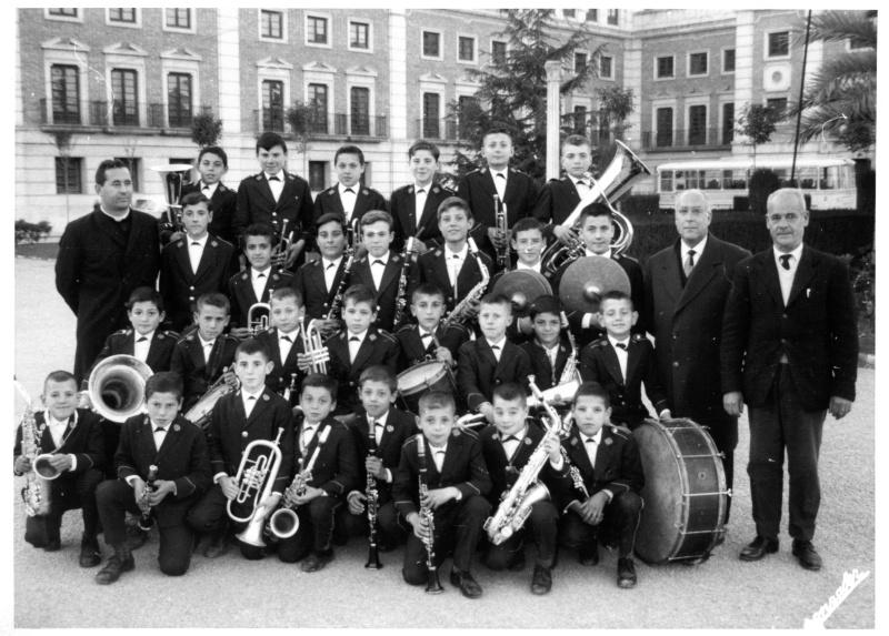 Banda de música Mysica16