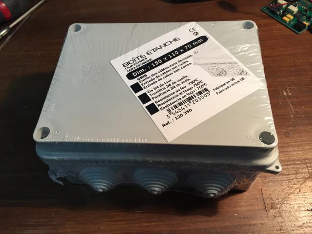 TUTORIEL : intégrer la sirène relais dans un boitier électrique Img_2910