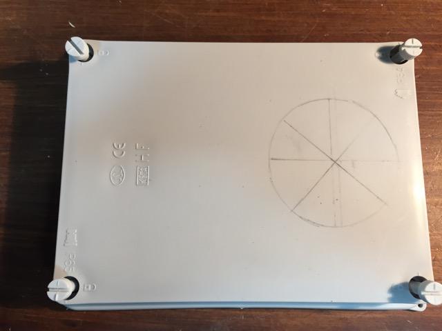 TUTORIEL : intégrer la sirène relais dans un boitier électrique Img_2912