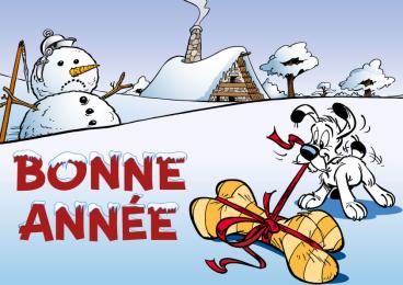 BONNE ANNEE  L4-0210