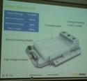Potentialités de la batterie 22 kWh et stratégie de Renault (Ecartech 2015 Munich) B310