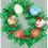 Poule de Noël Christ22